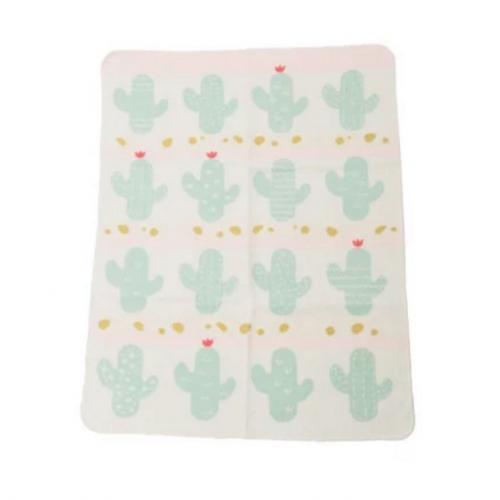 Бебешко одеяло Juwel - Кактуси